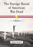 The Foreign Burial of American War Dead logo