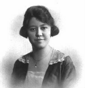 Minnie Goodrich, the High School Graduate