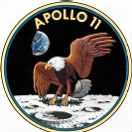 Apollo 11 Mission Insignia