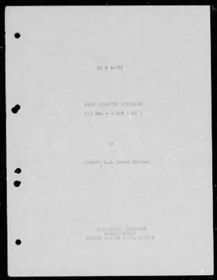 B-793, 89th Infantry Division (13 Sep.-1 Oct. 1944) › Page 3 - Fold3.com