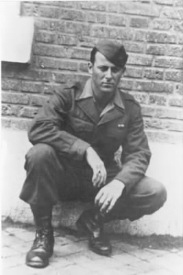 Peter Ranich Jr., August 9, 1945 WWII