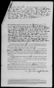 Board of Commissioners - Emancipation of Slaves in DC
