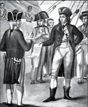 The mutiny at the Nore, 1797..jpg