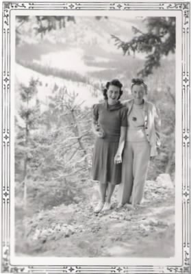 Mary & Friend at Yellowstone.jpg