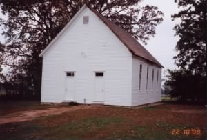 Mt. Hebron Church, Benton Co., AR