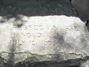 Salem Trial Victim, Rebecca Nurse