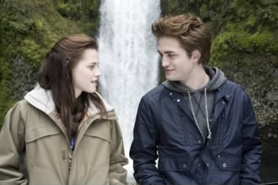 Bella and Edward at Water Fall - Fold3.com