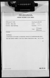 Hans Hahn as a member of the SS at Dachau Concentration Camp › Page 1 - Fold3.com