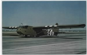 Richard E Anderson, 316th Troop Carrier Group /Waco Glider