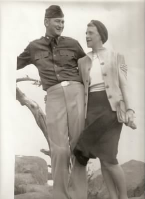 Jim and Mary Hunt