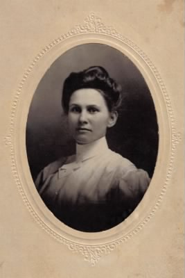 Elva Rebecca Williams (Webb)