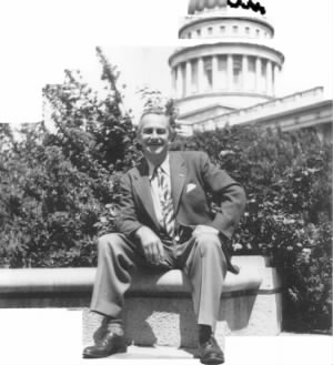 Emil Salzmann in Washington, D.C.
