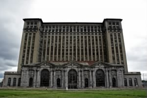Outer Michigan Central Station