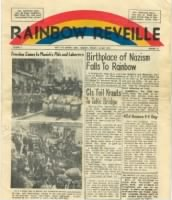 Rainbow Reveille - May 11, 1945, Story of 42'nd Rainbow Division Liberation of Dachau