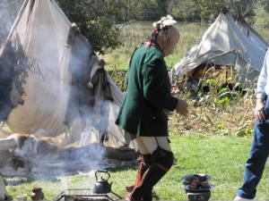 Fort Freeland Battle Reenactment