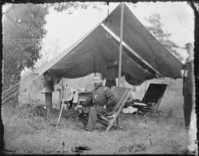 Mathew B Brady Collection of Civil War Photographs › B-67 General Philip H. Sheridan - Fold3.com