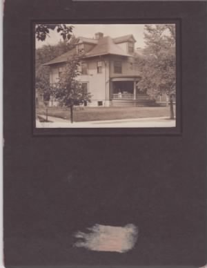 Frances Virginia Knox Family Home and Birthplace 844 Fairmount Ave St Paul Minnesota