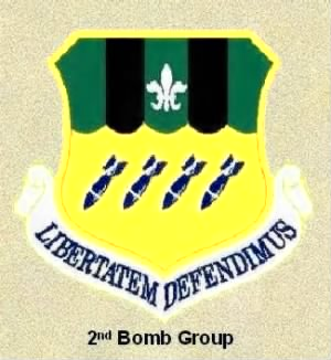 2nd Bomb Group Emblem