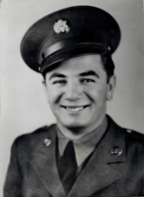 "T/Sgt Rocco F ""Rocky"" Milano, B-25 Crew Chief with 321st Bomb Group, 446th Bomb Squad"