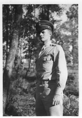 Jim becoming an experienced Combat Pilot at Columbia AAB, SC 1942