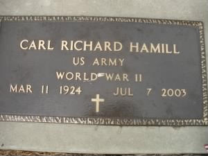 Carl Richard Hamill