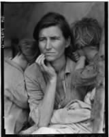 Migrant Mother - Image by Dorothea Lange, 1936.