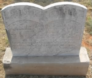 Roberts, William R Headstone.JPG