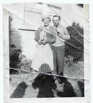Martin Hansen and Ethel Helene, Smith, Hansen, Loux