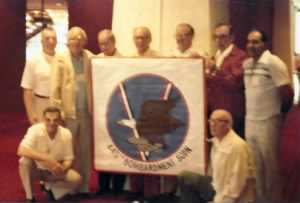 57th BW Reunion at Seattle, 1990's