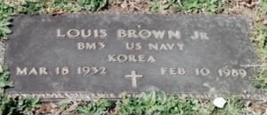 Louis Brown