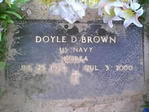 Doyle Brown
