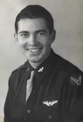 2nd Lt. Lee Edward Hoskins