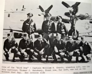 "Crew of ""the Birddog"""