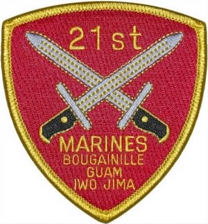 Marine Unit Patch
