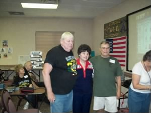 Ed Williams, Bonnie and Jay Booher.JPG