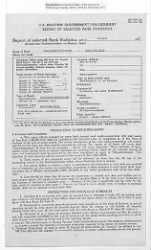 American Zone: Report of Selected Bank Statistics, January 1947 › Page 20 - Fold3.com
