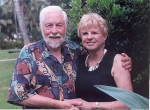 Kendall & Della's 50th Wedding Anniversary Picture