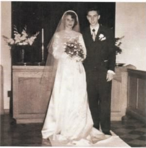 Kendall & Della Wedding Picture