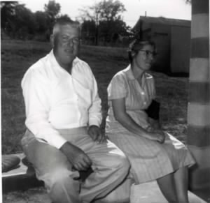 Elma S. Andrew and Olin Andrews