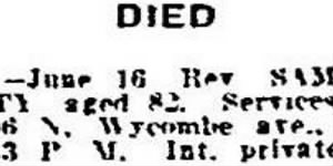 Samuel Jameson Beatty 1921 Death Notice.JPG