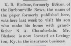 K B Bledsoe 1904 Visits Son Clyde in Barbourville.JPG