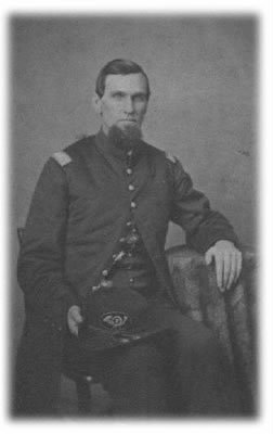 Captain Joseph Dickson Underdown