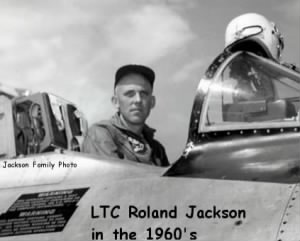 In the 1960's LTC Roland Jackson, a WWII B-25 Combat Pilot, 321st BG, 446th BS MTO