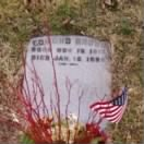 F1C Edmund Brown Navy Headstone