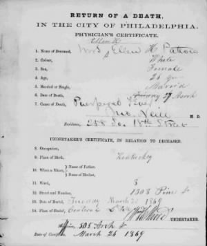 Ellen Hunt Graham Patton 1869 Death Cert.JPG
