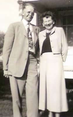 Bill and Marion Hurst