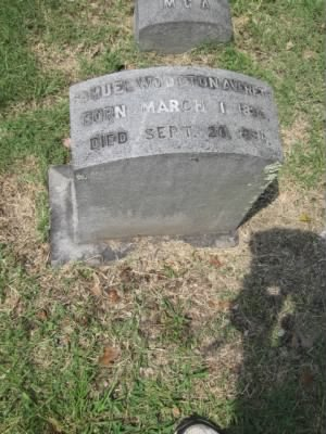 Acting Midshipman Samuel Wooten Averett CSN Headstone