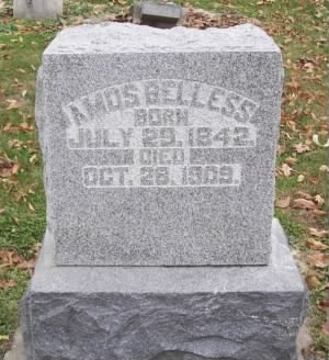 Amos Belless