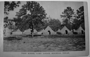 Tent Street at Camp Logan..jpg