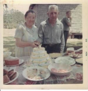 Great Granddaddy and Great Granny Hulion